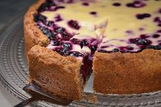 Discover recipes, home ideas, style inspiration and other ideas to try. Finnish Recipes, Biscuits, Sweet Pie, Cheesecake Recipes, I Love Food, Yummy Cakes, Yummy Treats, Cake Decorating, Food And Drink