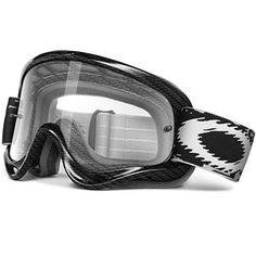 fd1e2823c7 Oakley O-Frame Graphic Frame MX Goggles (True Carbon Fiber Clear Lens