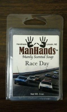 Smells like an afternoon at the track.