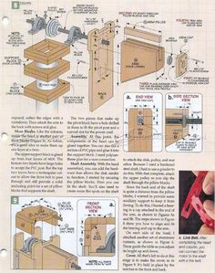 #1520 DIY Disk Sander - Sanding Tips, Jigs and Techniques