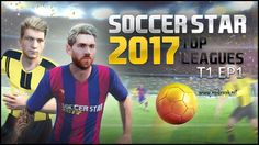 Descargar Soccer Star 2017 World Legend V3.2.15 (MOD TODO ILIMITADO) - http://www.modxapk.net/descargar-soccer-star-2017-world-legend-v3-2-15-mod-ilimitado/