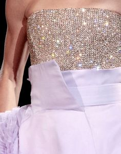Always Sparkle ... Givenchy, Spring 2012 Couture