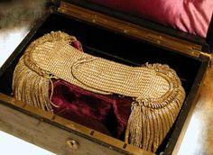 Epaulets That George Washington Wore On His Uniform Shoulders