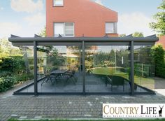 Country Life Glass Room's are double glazed bonded seamless rooms that you can use all year round.