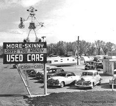 1000 images about vintage automotive dealers on pinterest for Bennett motors great falls mt