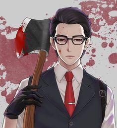 クリア記念!! Oda Joseph ---- The Evil Within