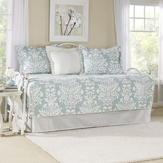daybed bedding cotton guest bed shams bed skirt 5piece daybed set