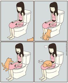 Toilet by aprintaday - Tenho uma que é assim...=)