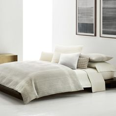 Discover the Calvin Klein Basel Duvet Cover - Super King at Amara