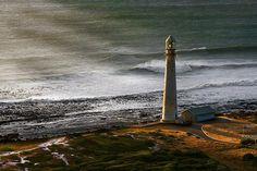 Slangkop lighthouse, South Africa by @George Veltchev