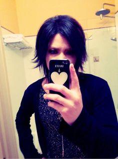 the GazettE. Aoi. Twitter