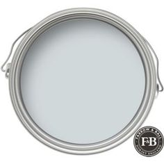 Find Farrow & Ball Estate Borrowed Light - Matt Emulsion Paint - at Homebase. Visit your local store for the widest range of paint & decorating products. Farrow Ball, Dulux White Mist, Cornflower White Dulux Paint, Dulux Blue, Dulux Light And Space, Dulux Polished Pebble, Dulux Timeless, Palette Design, Borrowed Light
