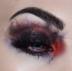 Makeup Looks Winter Eyeshadows Ideas, – Make-up Edgy Makeup, Gothic Makeup, Eye Makeup Art, Dark Makeup, Fantasy Makeup, Cute Makeup, Pretty Makeup, Makeup Inspo, Makeup Hacks