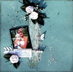 Little Angel **Swirlydoos** - Scrapbook.com