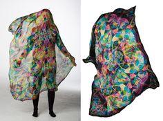RGB scarves by Carnovsky.