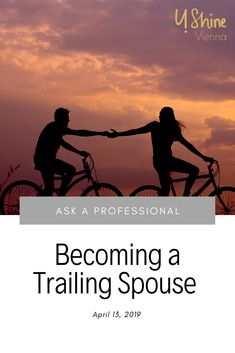 What is a trailing spouse? And what does that mean for self-identity? Moving Overseas, Vienna, About Uk, Meant To Be, Identity, How To Become, Relationships, Career, Carrera
