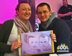 Cool-Caricatures UK drawing quick party caricatures at The Orchard Theatre in Dartford, Kent. For entertainment hire in London, Essex, Kent, Sussex contact us at: http://www.cool-caricatures.co.uk Thanks