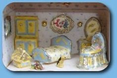 1:144 scale dollhouse accessory images - Google Search