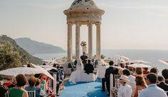 bride and groom - Son Marroig, Deia, Mallorca