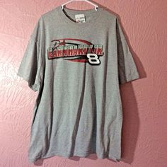 812e352c3efab Mens T Shirt Dale Earnhardt Jr. Size XXL Gray  8 Nascar Racing   CompetitorsView  dalejr  nascarracing  designsbym  ebay  shopping