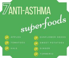 Good Anti-Asthma foods range from Sunflower Seeds and Apples to Ginger and Turmeric. Try to include these in your diet for a you :-) Rachel Albone LIEBE - liebe Home Remedies For Asthma, Natural Asthma Remedies, Asthma Relief, Allergy Asthma, Allergy Remedies, Asthma Symptoms, Health Remedies, Health Facts, Tattoo Ideas