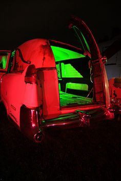 must do this to our hearse