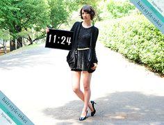 しおりん san・ヘアスタイル時計 | BIJIN-TOKEI(美人時計) 公式ウェブサイト