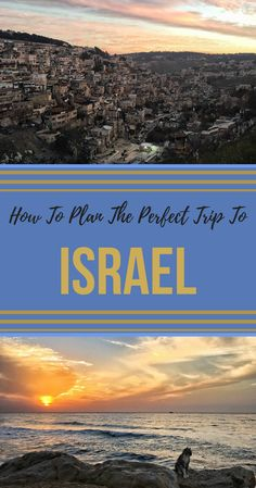 Most people that go on a trip to Israel typically visit Jerusalem, Tel Aviv and little else. Yet, there's so many more place to visit in Israel! The desert in the South, the hills of Galilee and forests in the North; beautiful cities such as Haifa or Akko; and the incredibly fun Eilat. In this post, I give tips for those who travel to Israel and point out all the unmissable things to do in Israel   #israel #jerusalem via @clautavani