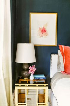 7 Stunning Jewel Toned Rooms | Design Fixation