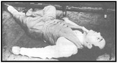 Bugs Moran   Jack McGurn's lifeless body at the bowling alley.