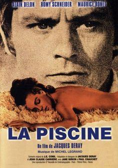 Jane Birkin Romy Schneider La Piscine