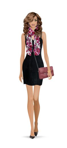 Look Styled For Covet Fashion: Martini Party