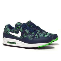 Tênis Nike - Air Max 1 GPX Space Blue / White-Black Jade