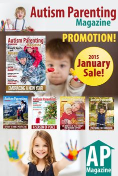 January Sale of #Autism Parenting magazine find out more at http://www.autismparentingmagazine.com/januarylimitedtimeoffer