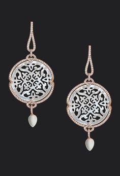 Ask the Jewelry Guru! Lotus Jewelry, Jade Jewelry, High Jewelry, Gemstone Jewelry, Jewelry Accessories, Jewelry Design, Unique Jewelry, Jade Earrings, Bridal Earrings