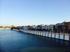 Betis, affaccio sul Guadalquivir