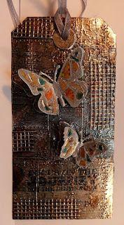 tape metal art