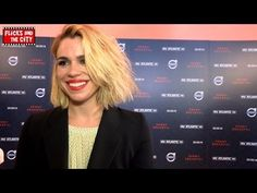 ▶ Billie Piper Interview - Penny Dreadful & Peter Capaldi Doctor Who - YouTube