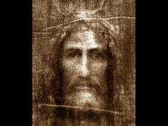 Face of Jesus based on Shroud of Turin