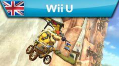 Mario Kart 8 - February 2014 Trailer (Wii U)