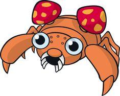 Paras (パラス Paras?) es un Pokémon de tipo bicho y planta. http://hechosyvidas.blogspot.pe/2016/09/paras.html