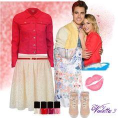 Look like: Violetta 3