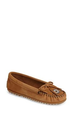 Minnetonka 'Me to We Artisans - Maasai' Moccasin (Women) available at #Nordstrom