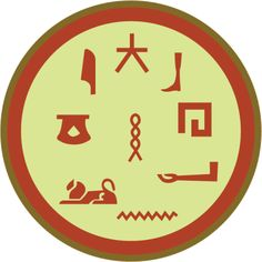 Lifescouts: Hieroglyphics Badge If you have this badge, reblog it and share your story;If not, go and write your story :) Lifescouts is a badge-collecting community of people who share their real-world experiences.