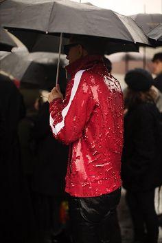 On the Street….Rainy day, Paris