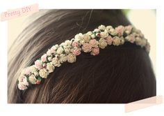 ♥ Pretty DIY: Flower Headband ♥ | *Free ♥ Pretty ♥ Things ♥ For ♥ You*