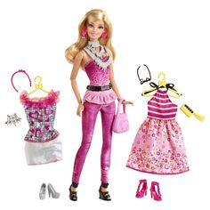 Barbie fashionistas Barbie doll item number Y7500 | BARBIE® Fashionistas Fashion Fabulous™ Doll - Shop.Mattel.com