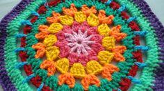 Mandala crochet