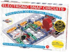 Elenco Snap Circuits SC-300S from AC Supply