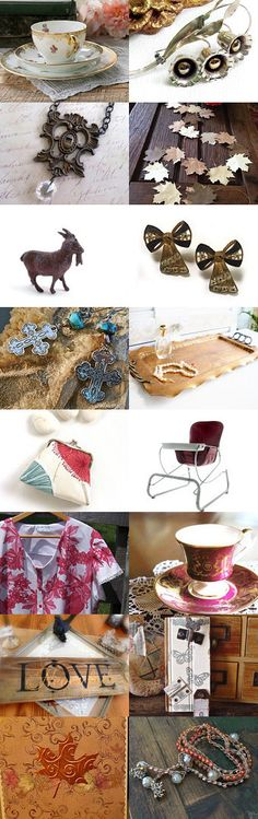 Autumn Comfort by Pat on Etsy--Pinned+with+TreasuryPin.com